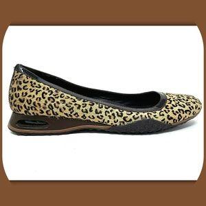 COLE HAAN Nike Air Leopard Ballet Flats